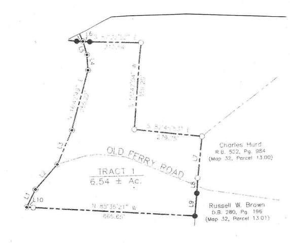 0 Old Ferry Road, Charlotte, TN 37036 (MLS #RTC2135737) :: Five Doors Network