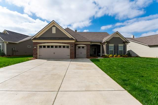 1005 Coffee Rdg, Spring Hill, TN 37174 (MLS #RTC2135763) :: The Milam Group at Fridrich & Clark Realty