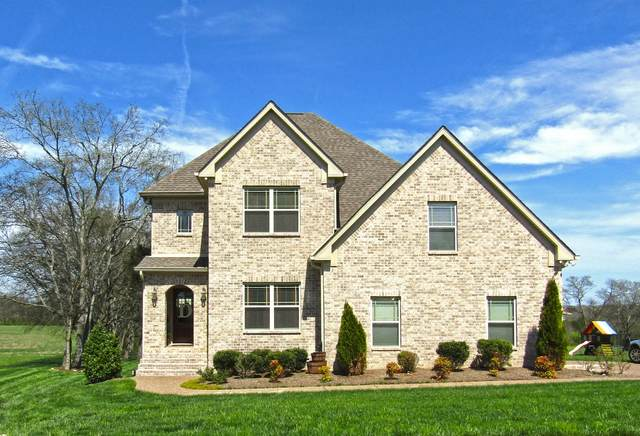 139 Spencer Springs Drive, Gallatin, TN 37066 (MLS #RTC2135795) :: Nashville on the Move