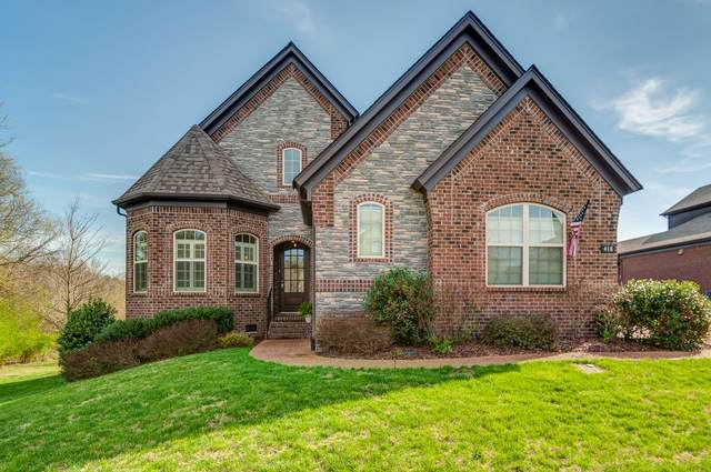 418 Victorian Park Cir, Franklin, TN 37067 (MLS #RTC2135833) :: The Kelton Group