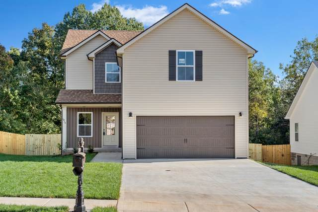 271 White Tail Ridge, Clarksville, TN 37040 (MLS #RTC2135853) :: John Jones Real Estate LLC