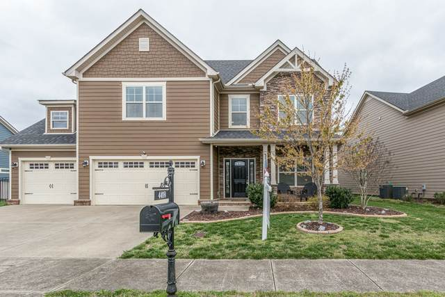 4418 Maximillion Cir, Murfreesboro, TN 37128 (MLS #RTC2135859) :: DeSelms Real Estate