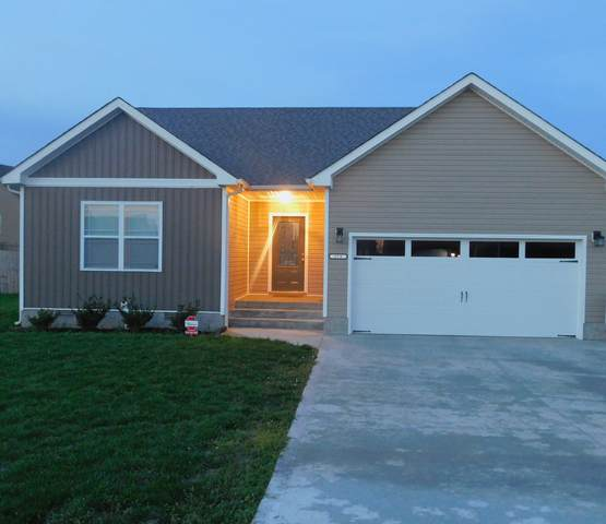 579 Tracy Lane, Clarksville, TN 37040 (MLS #RTC2135870) :: Five Doors Network