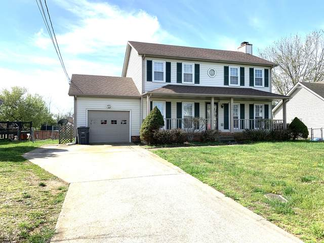 1224 Cobblestone Ln, Clarksville, TN 37042 (MLS #RTC2135883) :: Nashville on the Move