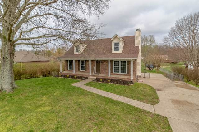 905 Tommy Oliver Road, Clarksville, TN 37042 (MLS #RTC2135948) :: REMAX Elite