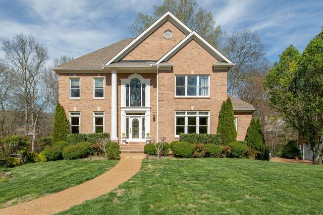 9424 Gentlewind Dr, Brentwood, TN 37027 (MLS #RTC2135957) :: Stormberg Real Estate Group