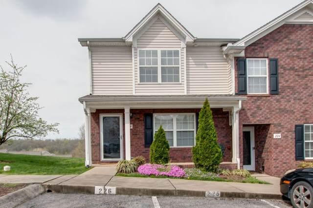 226 Buck Run Dr, Nashville, TN 37214 (MLS #RTC2135964) :: Armstrong Real Estate