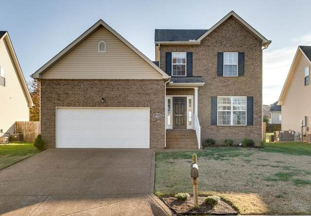 1047 Golf View Way, Spring Hill, TN 37174 (MLS #RTC2135976) :: Nashville on the Move