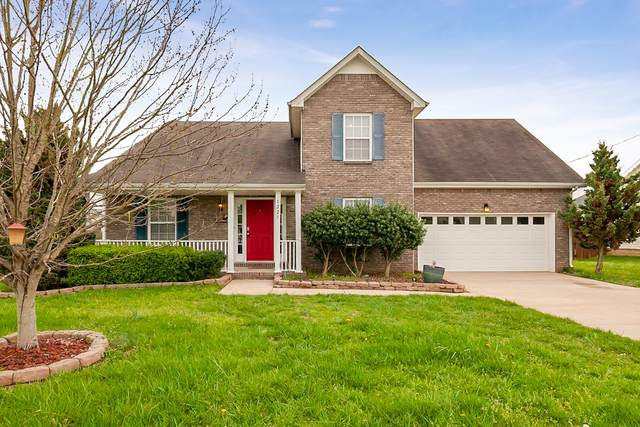 1227 Shorehaven Dr, Clarksville, TN 37042 (MLS #RTC2136006) :: Nashville on the Move