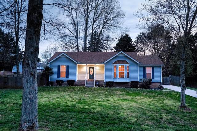 3384 Timber Trace, Woodlawn, TN 37191 (MLS #RTC2136033) :: REMAX Elite