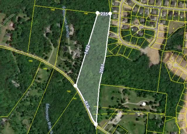 9820 Sam Donald Rd, Nolensville, TN 37135 (MLS #RTC2136061) :: FYKES Realty Group