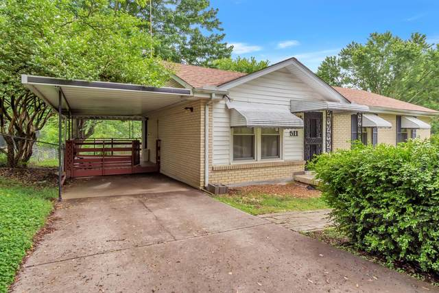 511 Galvin Dr, Clarksville, TN 37042 (MLS #RTC2136077) :: Cory Real Estate Services