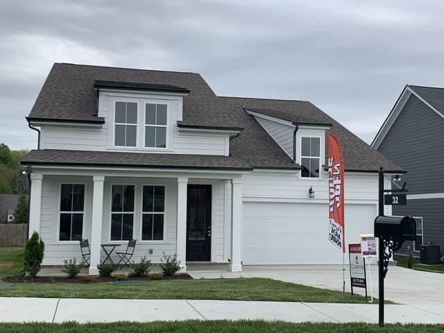 32 Eagles Ct (Lot 64Mv), Mount Juliet, TN 37122 (MLS #RTC2136092) :: Team Wilson Real Estate Partners
