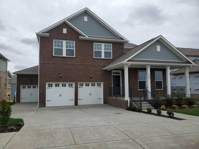 944 Orchid Place #575 N, Hendersonville, TN 37075 (MLS #RTC2136107) :: HALO Realty