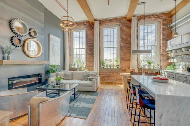 1350 Rosa L Parks Blvd #334, Nashville, TN 37208 (MLS #RTC2136134) :: DeSelms Real Estate