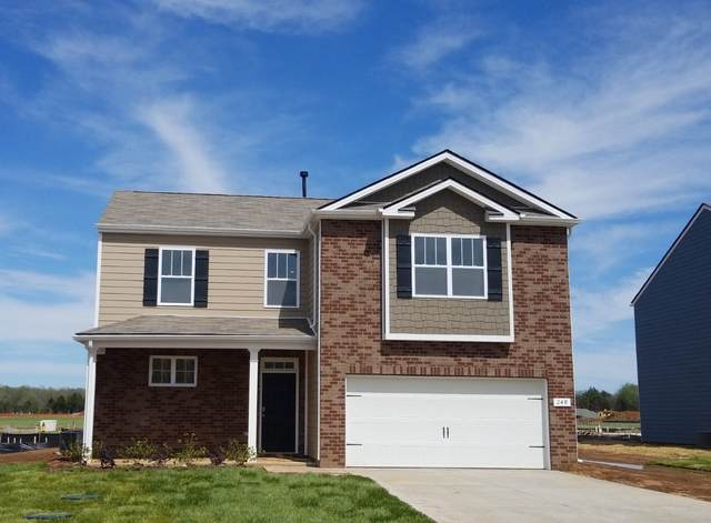 205 William Dylan Drive, Murfreesboro, TN 37129 (MLS #RTC2136144) :: The Huffaker Group of Keller Williams