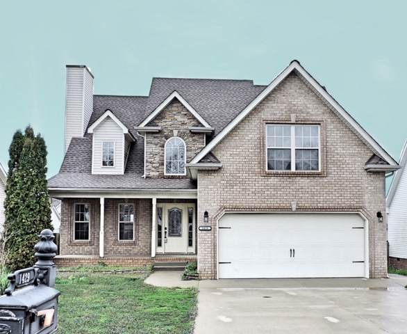 1429 Bruceton Dr, Clarksville, TN 37042 (MLS #RTC2136155) :: Benchmark Realty