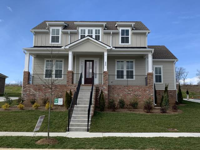 2380 Fairchild Circle, Nolensville, TN 37135 (MLS #RTC2136158) :: Exit Realty Music City