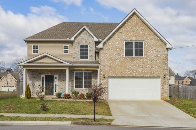 400 Birchclay Pt S, Antioch, TN 37013 (MLS #RTC2136166) :: Five Doors Network