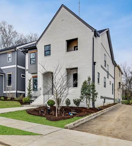107B Oceola Avenue, Nashville, TN 37209 (MLS #RTC2136172) :: The Huffaker Group of Keller Williams