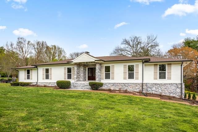 6224 Bridlewood Ln, Brentwood, TN 37027 (MLS #RTC2136183) :: Felts Partners