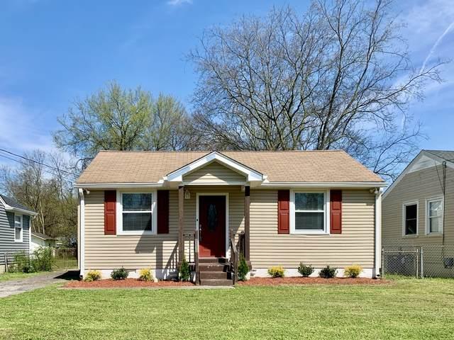906 Delray Dr, Nashville, TN 37209 (MLS #RTC2136206) :: DeSelms Real Estate