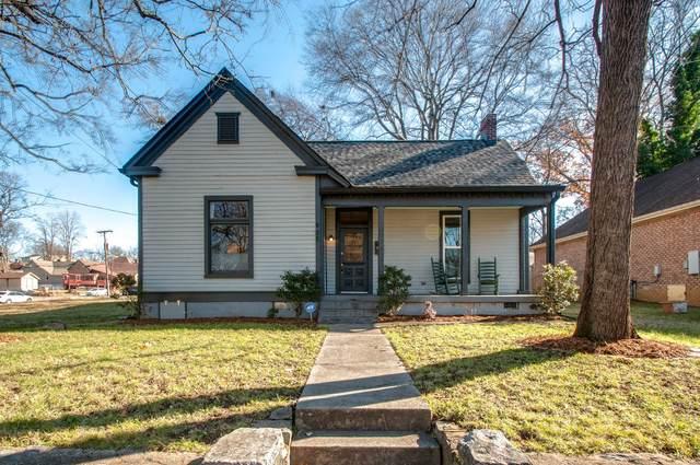 925 Lischey Ave, Nashville, TN 37207 (MLS #RTC2136241) :: Oak Street Group
