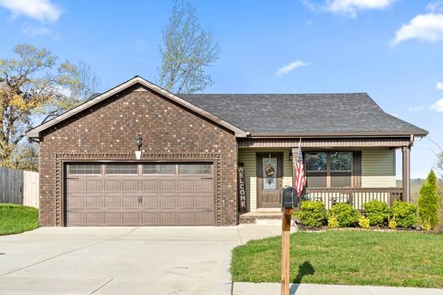 2944 Lancelot Ln, Clarksville, TN 37040 (MLS #RTC2136284) :: Five Doors Network