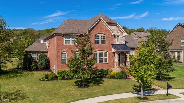 416 Gambrel St, Franklin, TN 37067 (MLS #RTC2136288) :: The Kelton Group