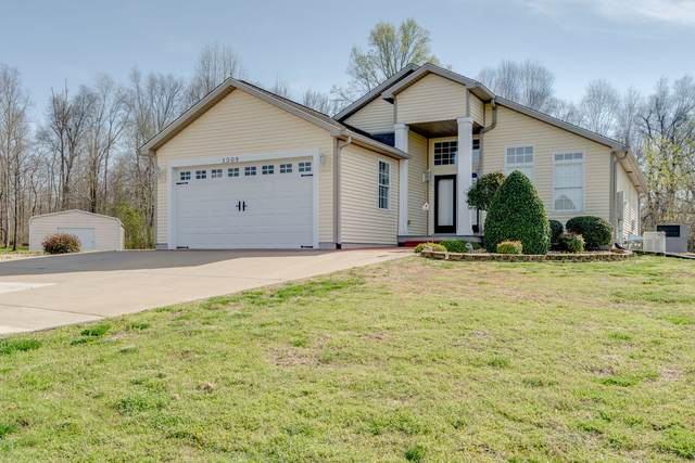 1309 Turkey Creek Rd, Dickson, TN 37055 (MLS #RTC2136291) :: John Jones Real Estate LLC