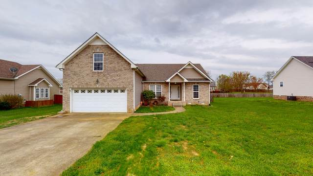 3929 Gaine Dr, Clarksville, TN 37040 (MLS #RTC2136296) :: Felts Partners
