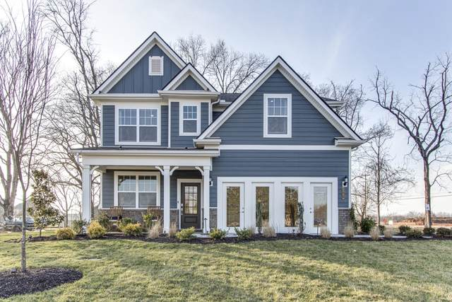 501 Mickelson Way #111, Spring Hill, TN 37174 (MLS #RTC2136345) :: Stormberg Real Estate Group