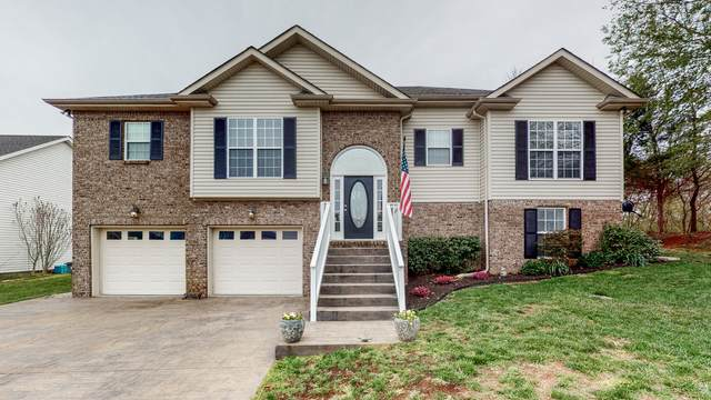 839 Mulberry Pl, Clarksville, TN 37043 (MLS #RTC2136356) :: REMAX Elite
