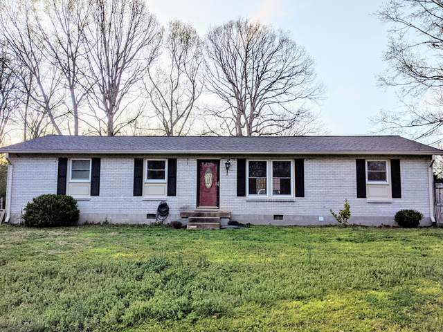 1013 Copperstill Circle, Kingston Springs, TN 37082 (MLS #RTC2136366) :: RE/MAX Homes And Estates