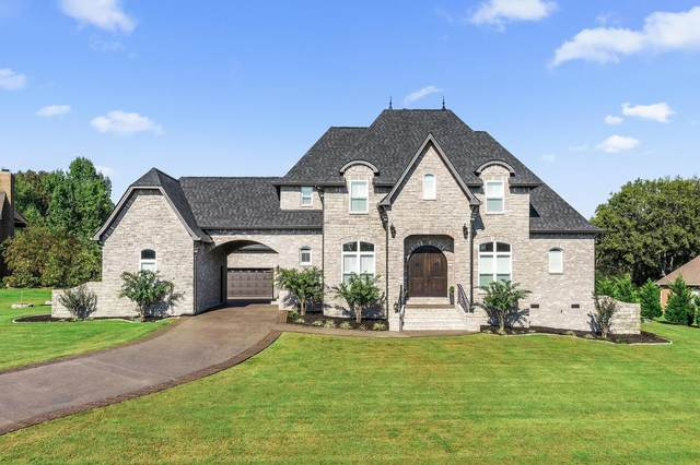 2005 Shoreline Dr, Mount Juliet, TN 37122 (MLS #RTC2136375) :: EXIT Realty Bob Lamb & Associates