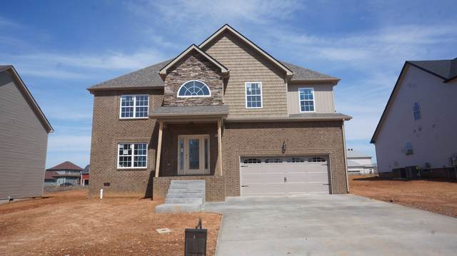 45 Reserve At Hickory Wild, Clarksville, TN 37043 (MLS #RTC2136389) :: The Kelton Group