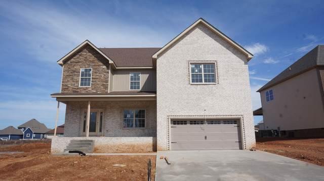46 Reserve At Hickory Wild, Clarksville, TN 37043 (MLS #RTC2136398) :: The Kelton Group