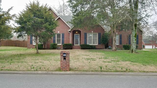 2206 Garrison Cv, Murfreesboro, TN 37130 (MLS #RTC2136445) :: John Jones Real Estate LLC