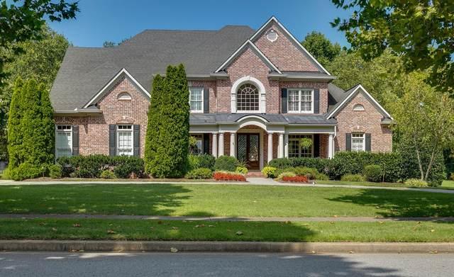 1709 Montclair Blvd, Brentwood, TN 37027 (MLS #RTC2136475) :: Oak Street Group