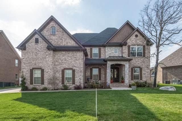 2611 Ritz Ln, Murfreesboro, TN 37130 (MLS #RTC2136508) :: John Jones Real Estate LLC