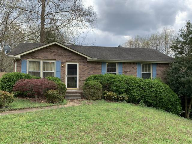 205 Dana Ct, Clarksville, TN 37043 (MLS #RTC2136513) :: REMAX Elite