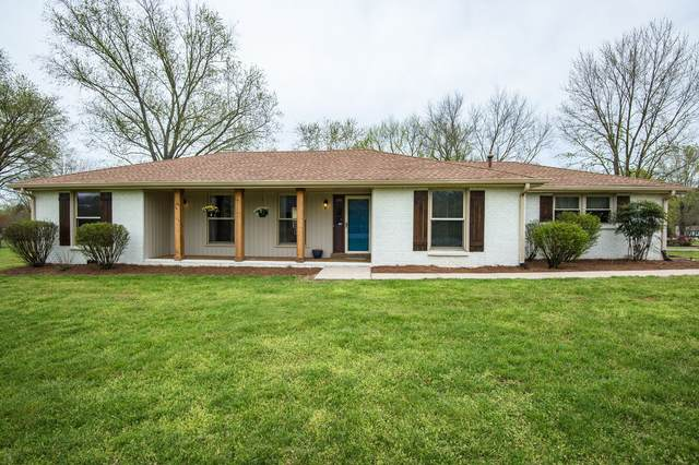 117 Ridgewood Rd, Franklin, TN 37064 (MLS #RTC2136517) :: Ashley Claire Real Estate - Benchmark Realty