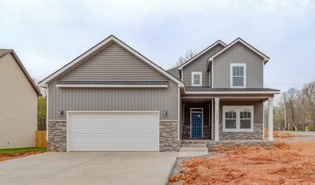 1199 Ewing Way, Clarksville, TN 37043 (MLS #RTC2136534) :: DeSelms Real Estate