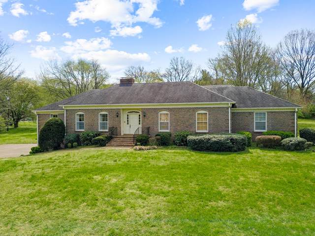1215 Jefferson Davis Dr, Brentwood, TN 37027 (MLS #RTC2136580) :: The Milam Group at Fridrich & Clark Realty