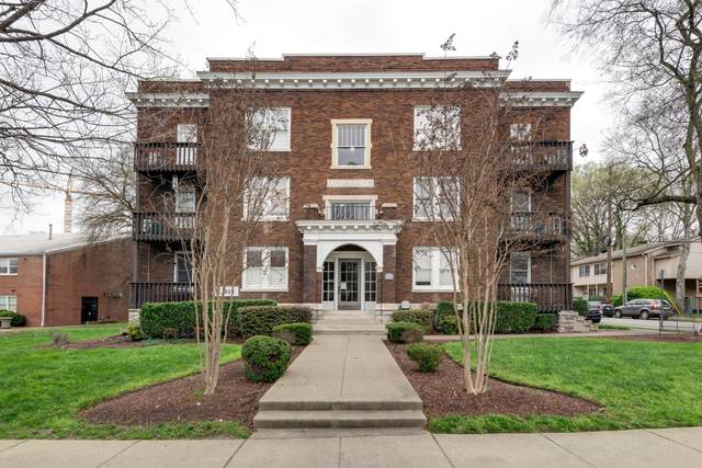 2120 Belmont Blvd B4, Nashville, TN 37212 (MLS #RTC2136585) :: Ashley Claire Real Estate - Benchmark Realty