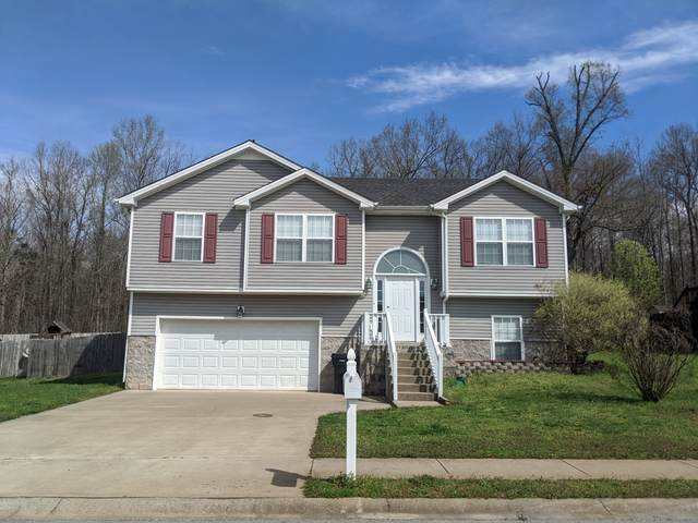 1697 Putnum Dr, Clarksville, TN 37042 (MLS #RTC2136611) :: RE/MAX Choice Properties