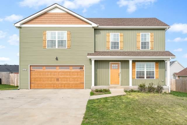 2324 Pea Ridge Rd, Clarksville, TN 37040 (MLS #RTC2136627) :: The Huffaker Group of Keller Williams
