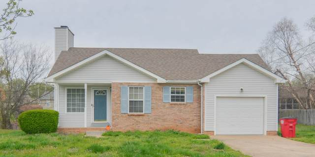 1231 Crystal Dr, Clarksville, TN 37042 (MLS #RTC2136636) :: Village Real Estate