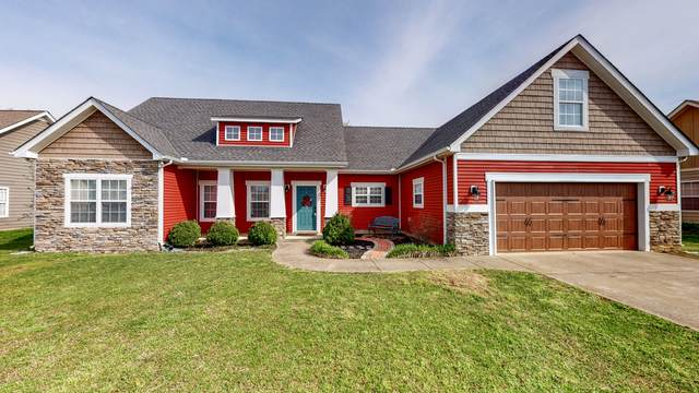 591 Laurel Ln, Murfreesboro, TN 37127 (MLS #RTC2136663) :: John Jones Real Estate LLC