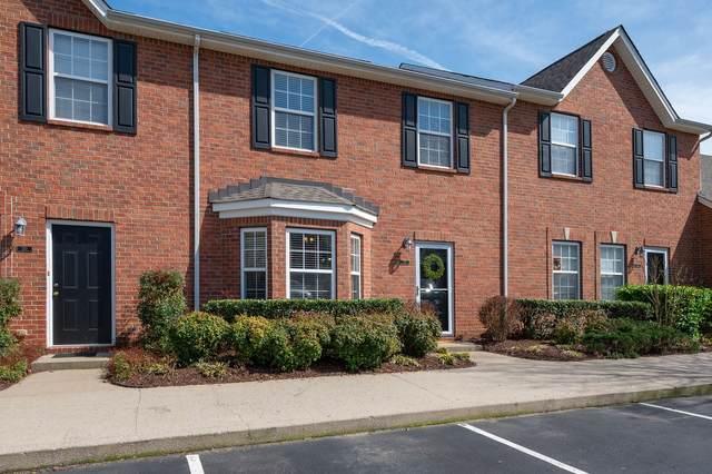 1101 Downs Blvd #121, Franklin, TN 37064 (MLS #RTC2136695) :: Oak Street Group